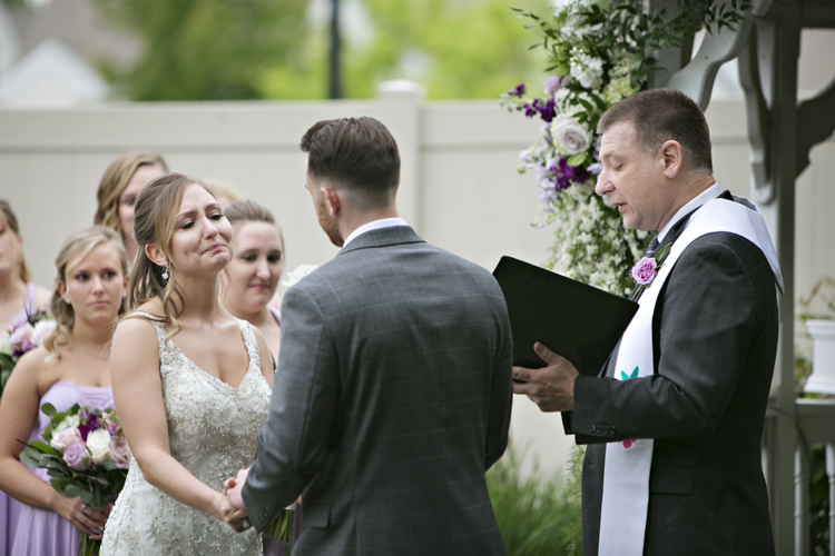 wedding ceremony in lancaster pa